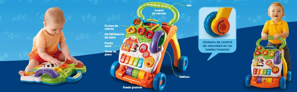 vtech correpasillos activity