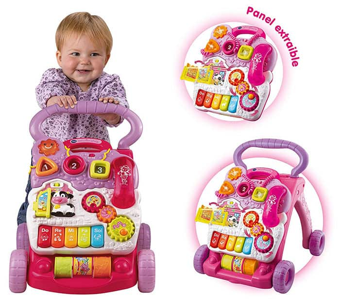 vtech correpasillos activity rosa