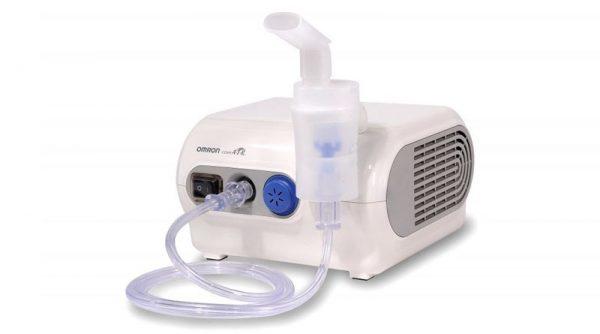 C28P OMRON Nebulizador - El Mejor Inhalador compacto 2020
