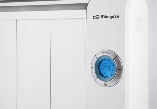 pantalla calefactor orbegozo