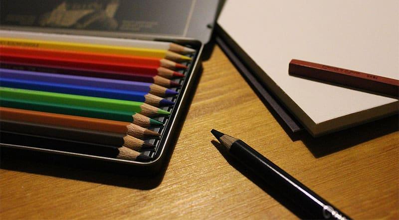 lapices para colorear