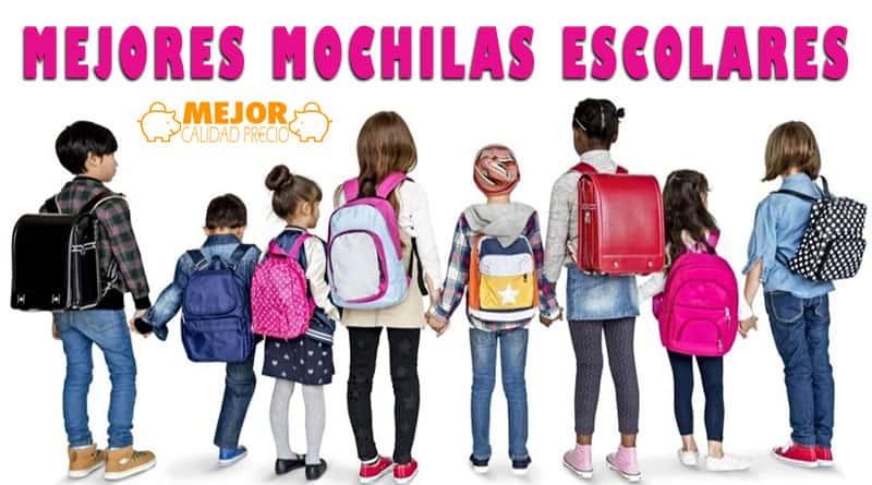 mejores mochilas escolares online resistentes para colegio e insitituto