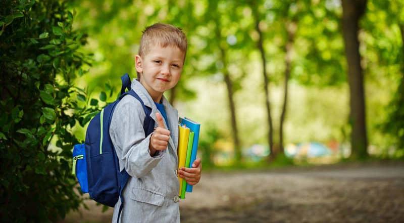 carteras para el colegio para niños