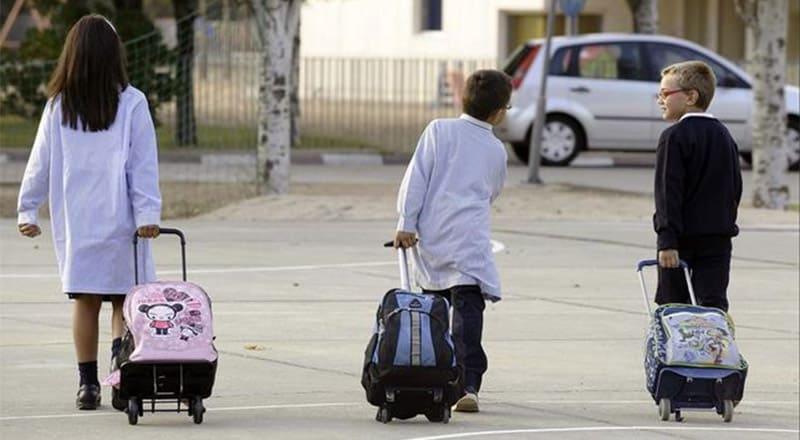 mochilas para el colegio con ruedas