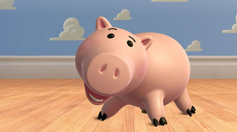 cerdo toy story