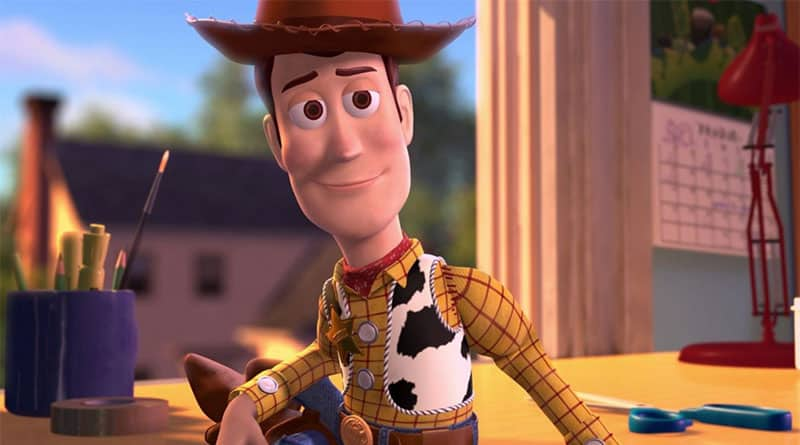 muñeco woody buddy
