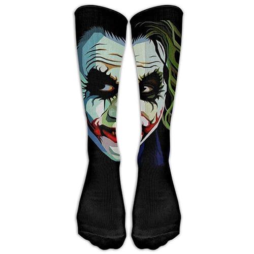 calcetines del joker