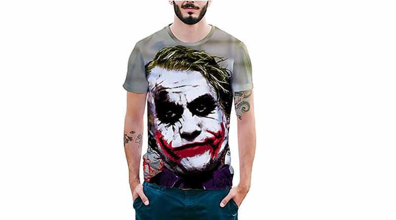 camiseta joker amazon