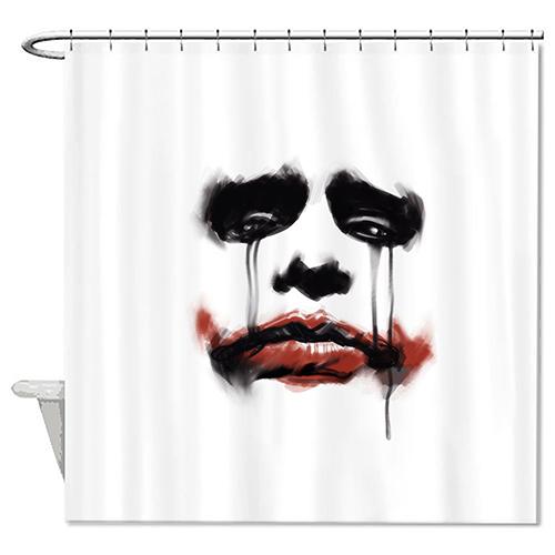 cortina baño joker barata