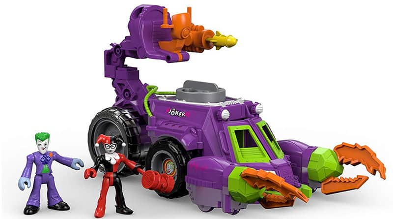 juguetes de joker