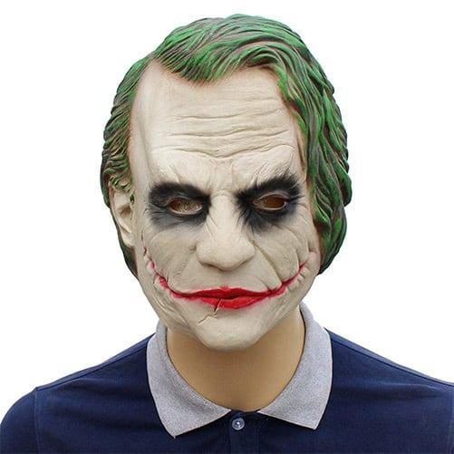disfraz mascara joker