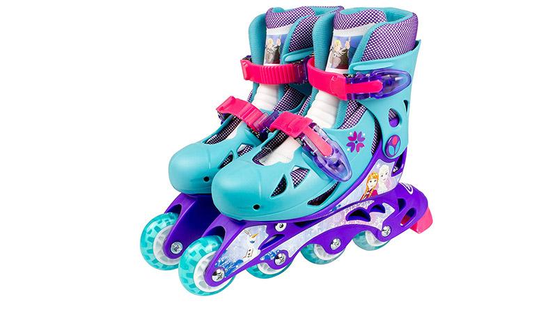 patines en linea frozen