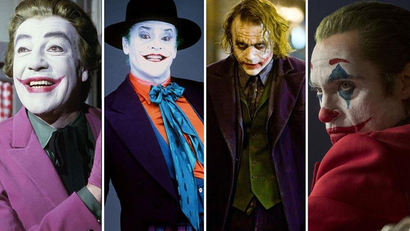 todas las peliculas del joker