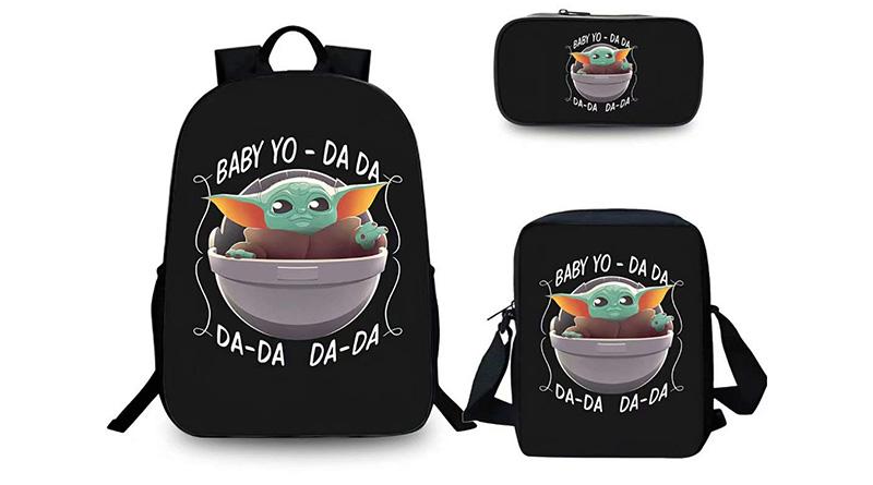 mochilas baby yoda mas vendidas