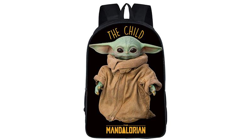 mochila bebe yoda the child mandalorian