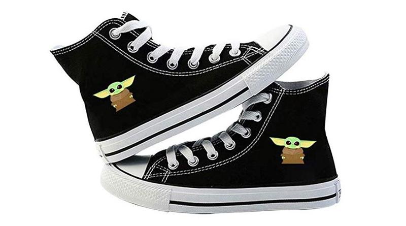 baby yoda zapatos baratos