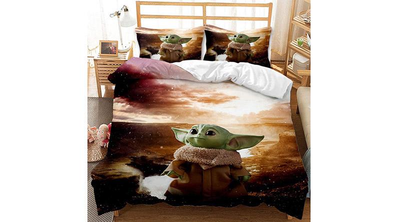 comprar funda cama barata baby yoda