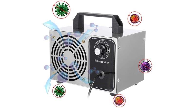 generador ozono ozonizador