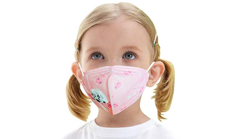 mascarillas coronavirus para niños