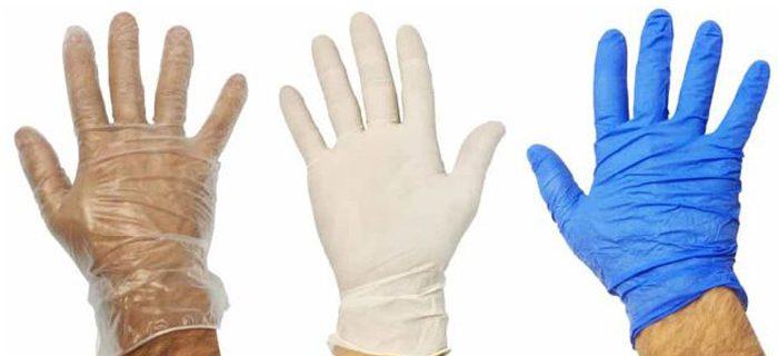 guantes desechables farmacia
