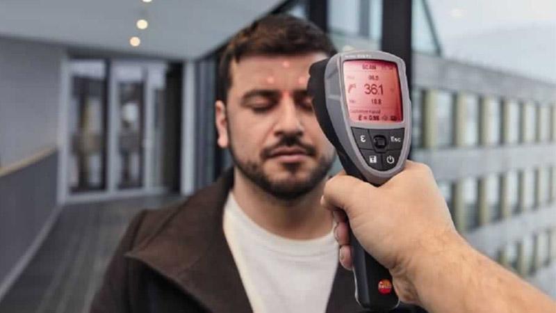 termometro infrarrojos laser barato