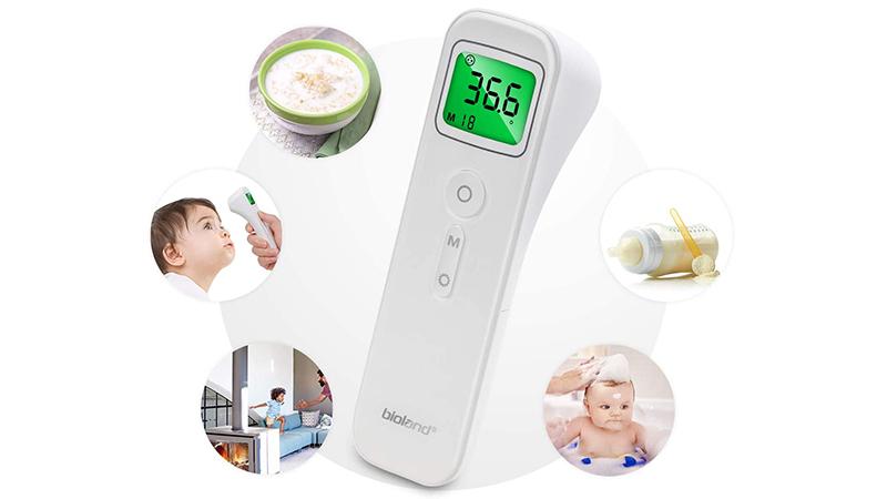 termometro bebe de frente