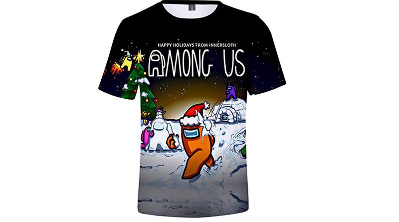 camiseta among us amazon