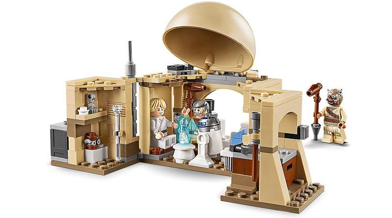 cabaña obi-wan lego