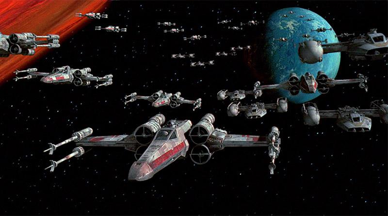x wing star wars lego