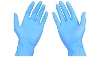Guantes Desechables de Nitrilo, latex, vinilo, Polietileno, etc