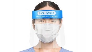 Visera Pantalla Facial anti Coronavirus (Covid-19)