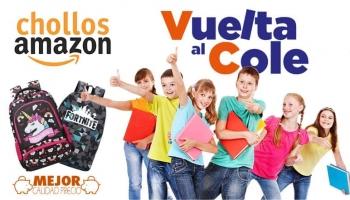 MEJORES OFERTAS La vuelta al Cole de AMAZON 2020 en Material Escolar